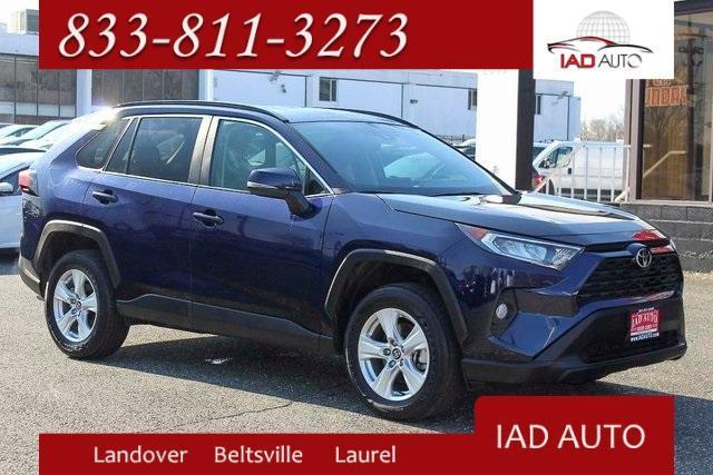 2020 Toyota RAV4 for Sale in Hyattsville, MD - Image 1