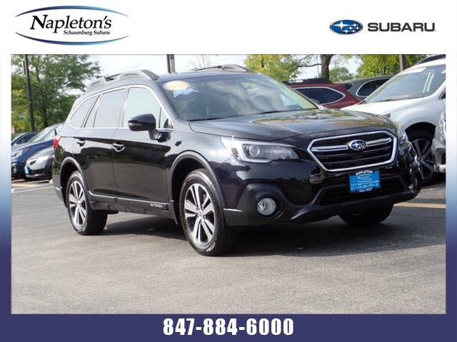 2018 Subaru Outback a la venta en Schaumburg, IL - Image 1