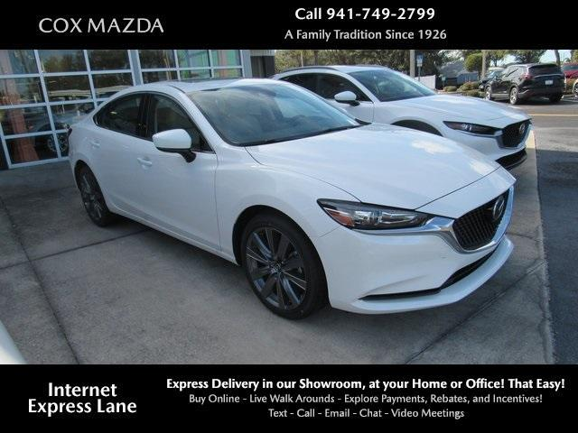 2021 Mazda Mazda6 for Sale in Bradenton, FL - Image 1