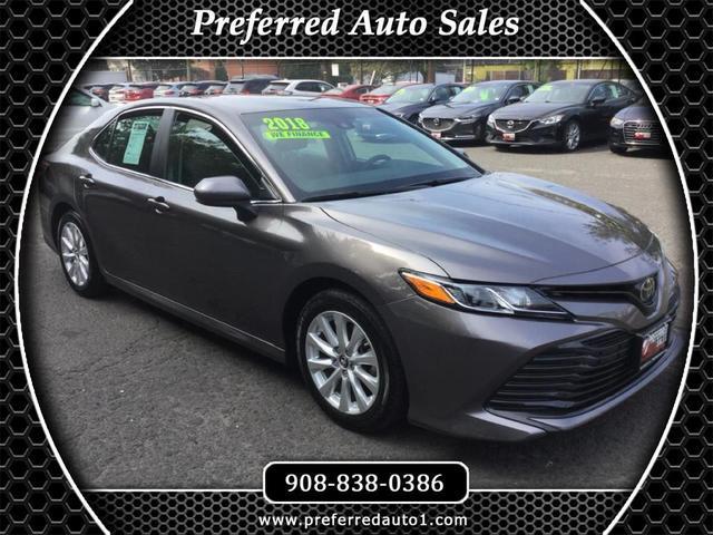 2018 Toyota Camry for Sale in Elizabeth, NJ - Image 1