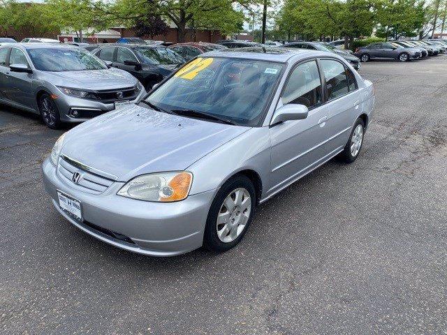 2002 Honda Civic for Sale in Morton Grove, IL - Image 1