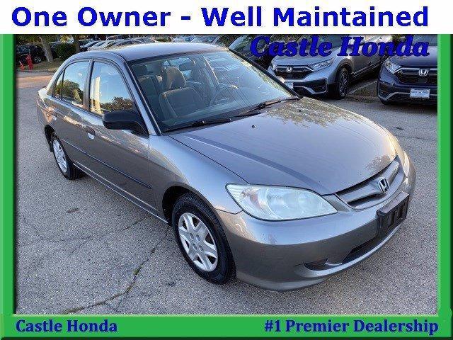 2005 Honda Civic for Sale in Morton Grove, IL - Image 1
