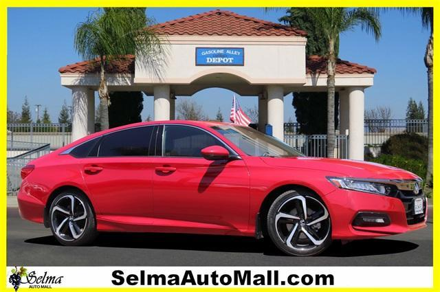 2019 Honda Accord for Sale in Selma, CA - Image 1