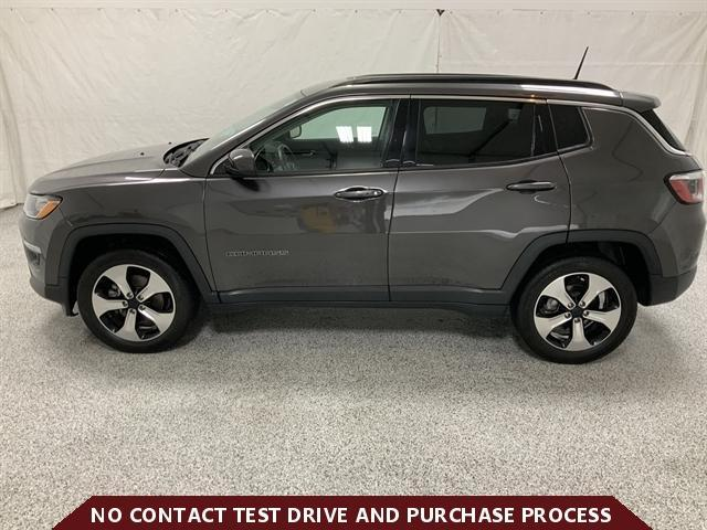 2018 Jeep Compass for Sale in Sioux Falls, SD - Image 1