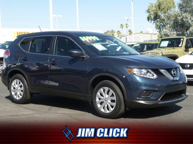 Jim Click Nissan >> Certified 2016 Nissan Rogue S Suv In Tucson Az Near 85705 Jn8at2mt8gw000951 Auto Com