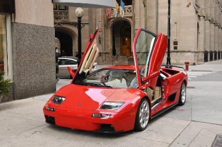 Used 2001 Lamborghini Diablo Vt 6 0 Coupe In Chicago Il Near 60611