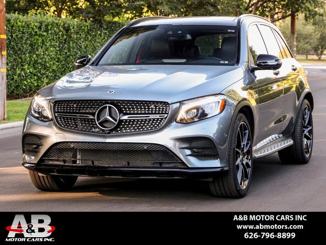2018 Mercedes-Benz AMG GLC 43 for Sale in Pasadena, CA - Image 1