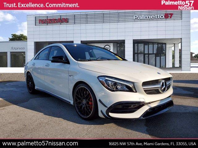2018 Mercedes-Benz AMG CLA 45 for Sale in Opa Locka, FL - Image 1