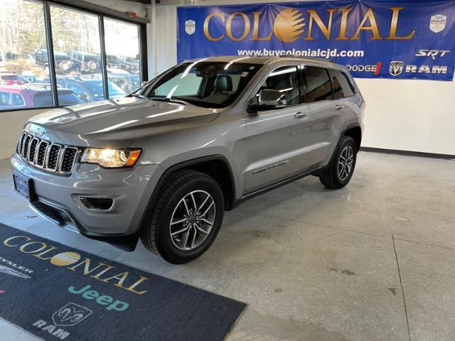 2020 Jeep Grand Cherokee for Sale in Hudson, MA - Image 1