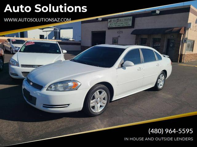 2013 Chevrolet Impala for Sale in Mesa, AZ - Image 1