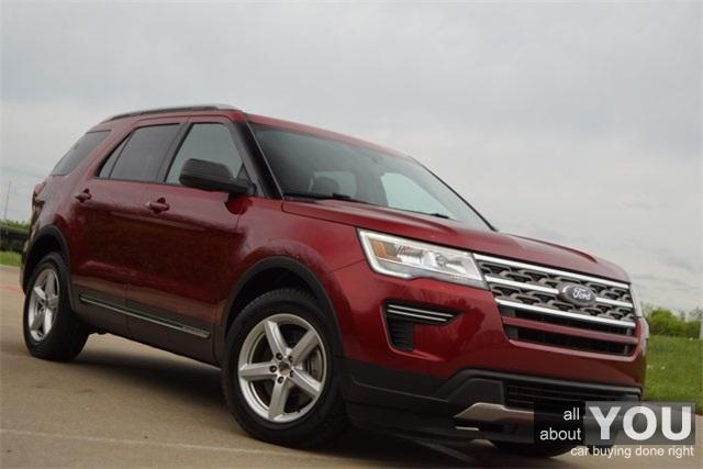 2018 Ford Explorer for Sale in McKinney, TX - Image 1