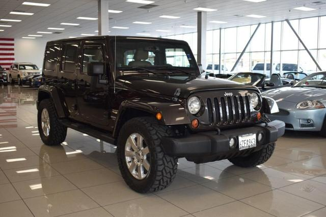 2013 Jeep Wrangler Unlimited for Sale in Sacramento, CA - Image 1