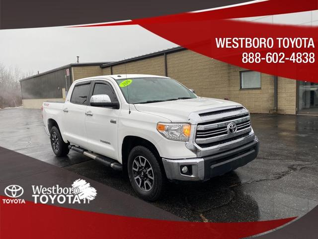 2016 Toyota Tundra for Sale in Westborough, MA - Image 1