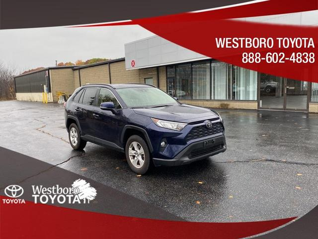 2019 Toyota RAV4 for Sale in Westborough, MA - Image 1