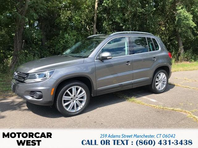 2014 Volkswagen Tiguan for Sale in Manchester, CT - Image 1