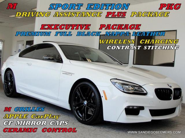 2017 BMW 650 for Sale in San Diego, CA - Image 1