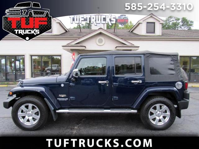 2013 Jeep Wrangler Unlimited for Sale in Rush, NY - Image 1