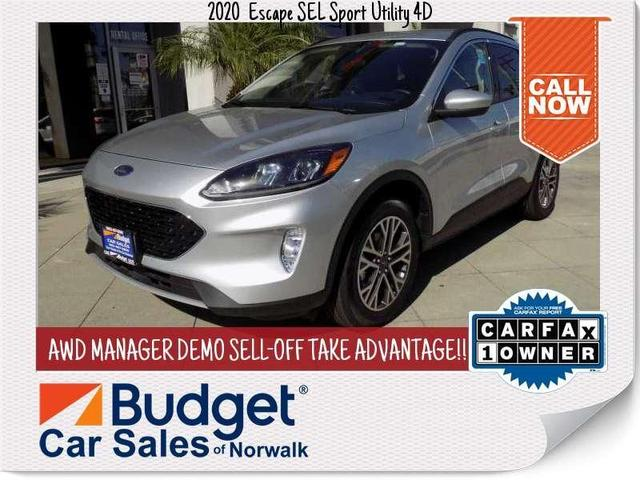 2020 Ford Escape for Sale in Norwalk, CA - Image 1