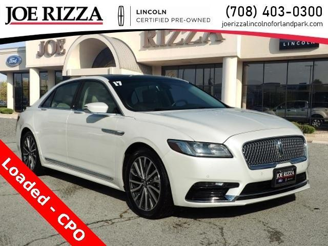 2017 Lincoln Continental for Sale in Orland Park, IL - Image 1