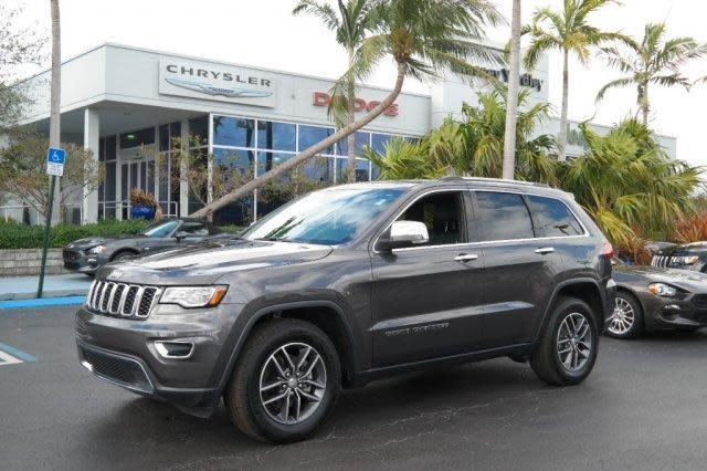 Jeep Grand Cherokee 2017 for Sale in Fort Lauderdale, FL