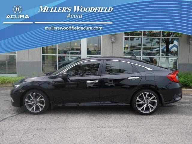 Mullers Woodfield Acura >> Used 2019 Honda Civic Touring Sedan In Hoffman Estates Il Near 60169 Jhmfc1f95kx013123 Auto Com