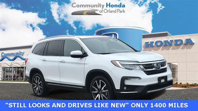 2021 Honda Pilot for Sale in Orland Park, IL - Image 1