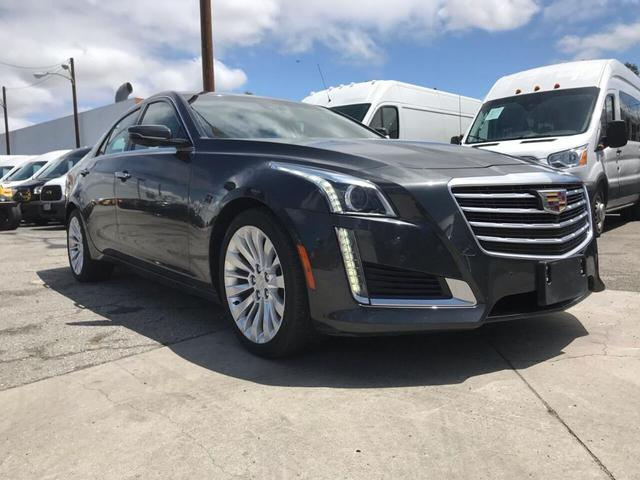 2018 Cadillac CTS for Sale in Bellflower, CA - Image 1