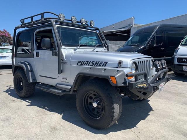 2006 Jeep Wrangler for Sale in Bellflower, CA - Image 1