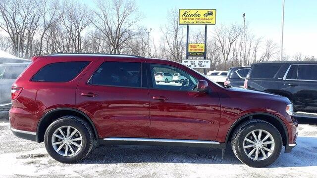 2017 Dodge Durango a la venta en Austin, MN - Image 1