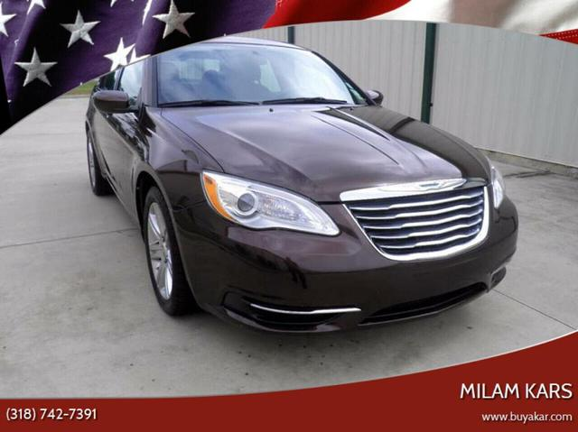 2013 Chrysler 200 for Sale in Bossier City, LA - Image 1