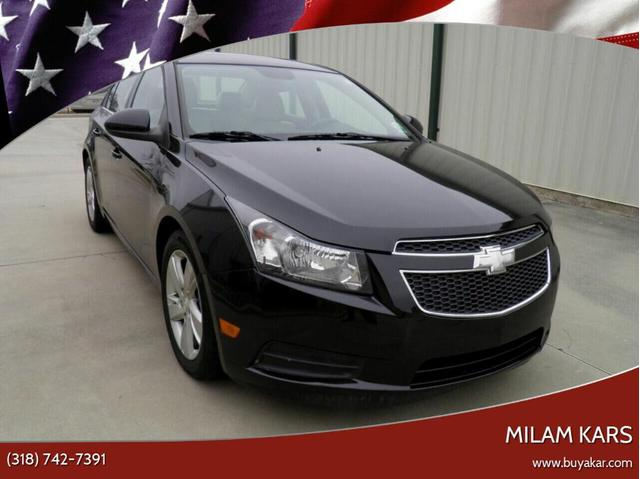 2014 Chevrolet Cruze for Sale in Bossier City, LA - Image 1