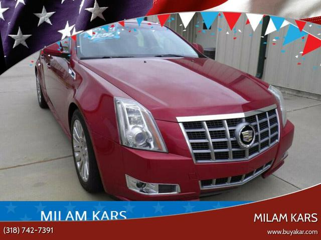 2012 Cadillac CTS for Sale in Bossier City, LA - Image 1