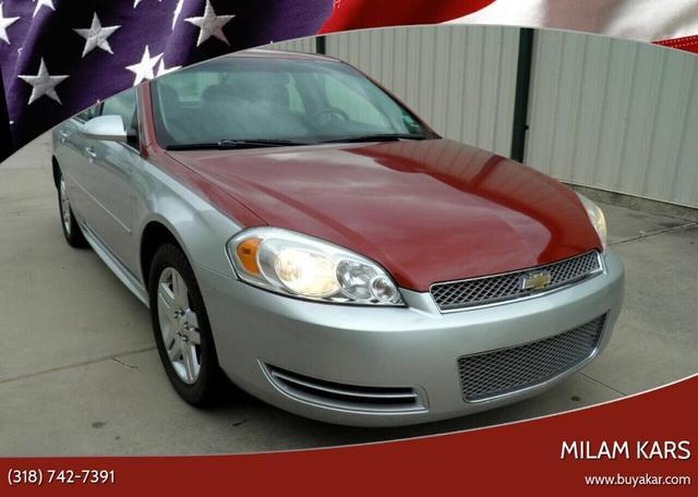 2013 Chevrolet Impala for Sale in Bossier City, LA - Image 1