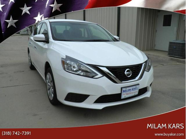 2016 Nissan Sentra for Sale in Bossier City, LA - Image 1