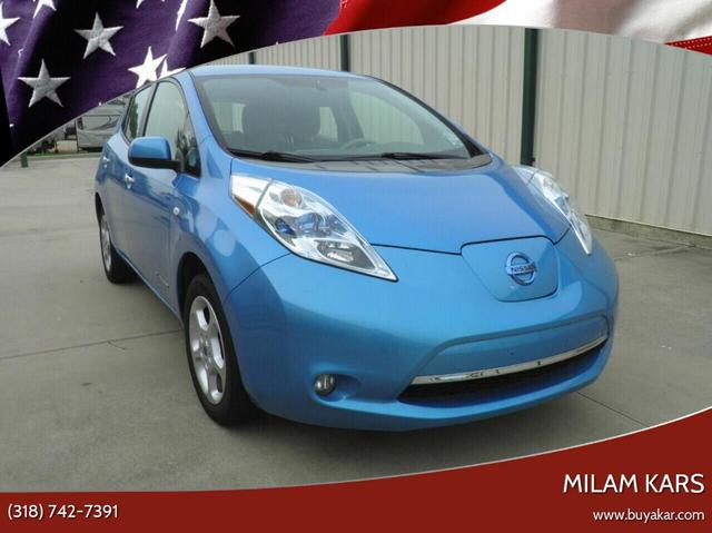 2012 Nissan Leaf for Sale in Bossier City, LA - Image 1
