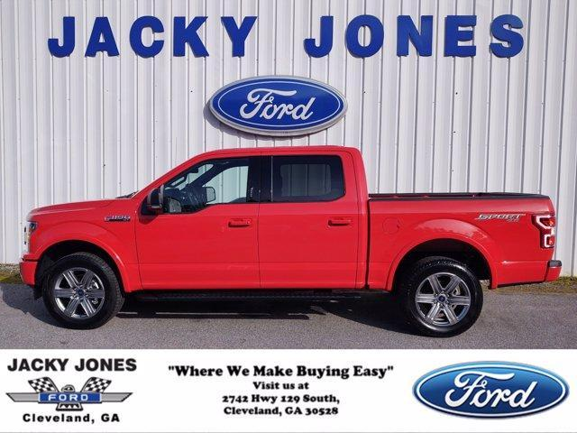 2020 Ford F-150 for Sale in Cleveland, GA - Image 1