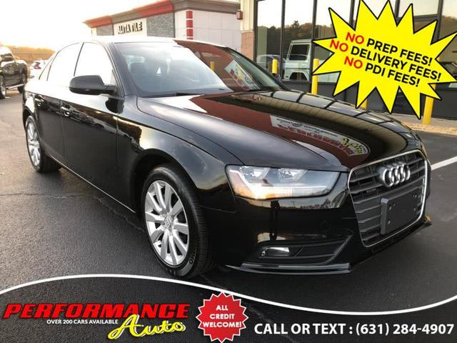 2013 Audi A4 for Sale in Bohemia, NY - Image 1