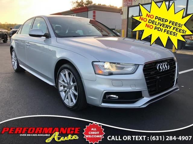 2014 Audi A4 for Sale in Bohemia, NY - Image 1