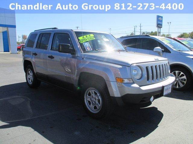 2017 Jeep Patriot for Sale in Madison, IN - Image 1