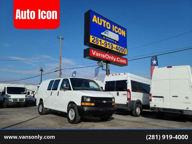 2014 Chevrolet Express 2500 for Sale in Houston, TX - Image 1