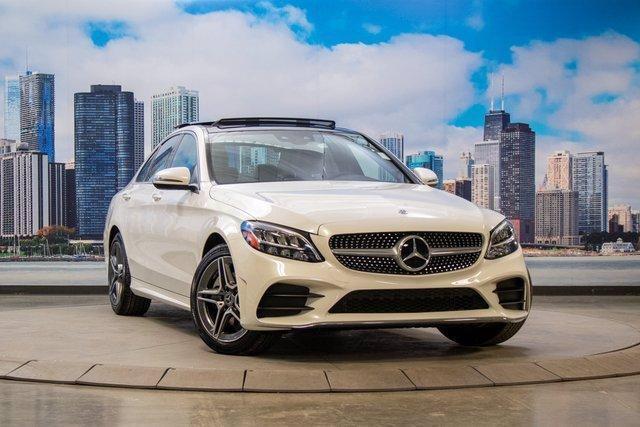 2021 Mercedes-Benz C-Class a la venta en Lake Bluff, IL - Image 1