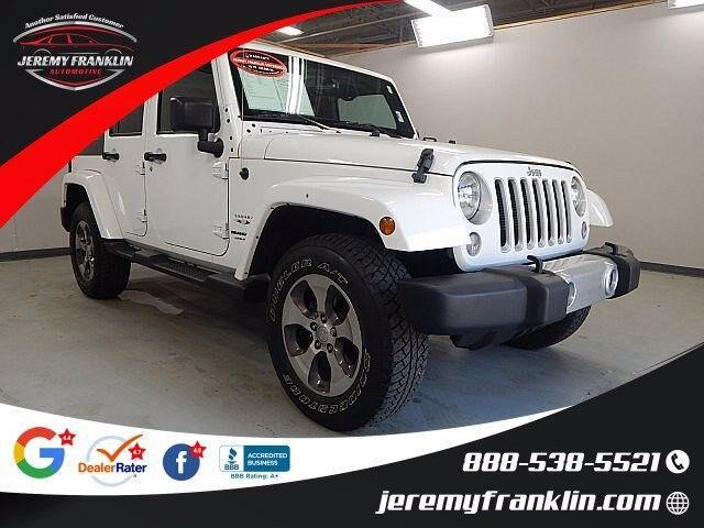 2018 Jeep Wrangler JK Unlimited for Sale in Kansas City, MO - Image 1