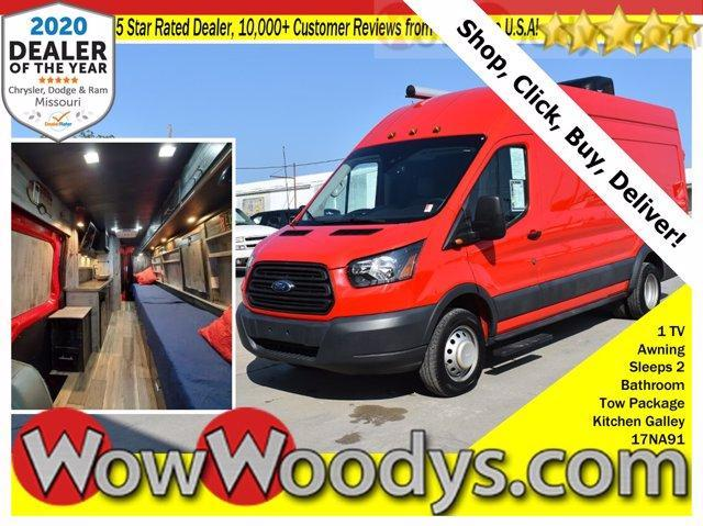 2017 Ford Transit-350 for Sale in Chillicothe, MO - Image 1