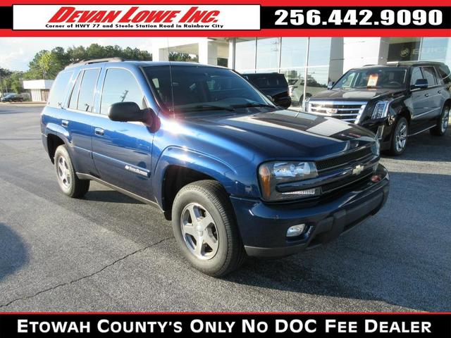 2004 Chevrolet TrailBlazer for Sale in Rainbow City, AL - Image 1