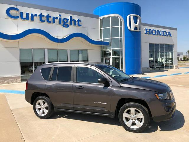 2016 Jeep Compass for Sale in Enid, OK - Image 1