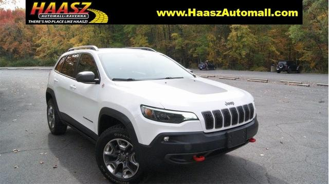 2019 Jeep Cherokee for Sale in Ravenna, OH - Image 1