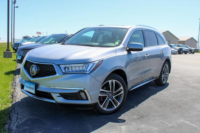 2017 Acura MDX for Sale in Clinton, MO - Image 1