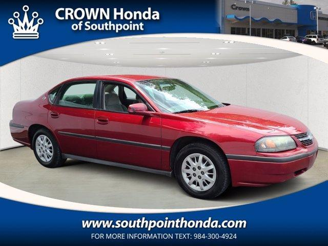 2005 Chevrolet Impala for Sale in Durham, NC - Image 1
