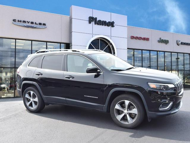 2019 Jeep Cherokee for Sale in Franklin, MA - Image 1