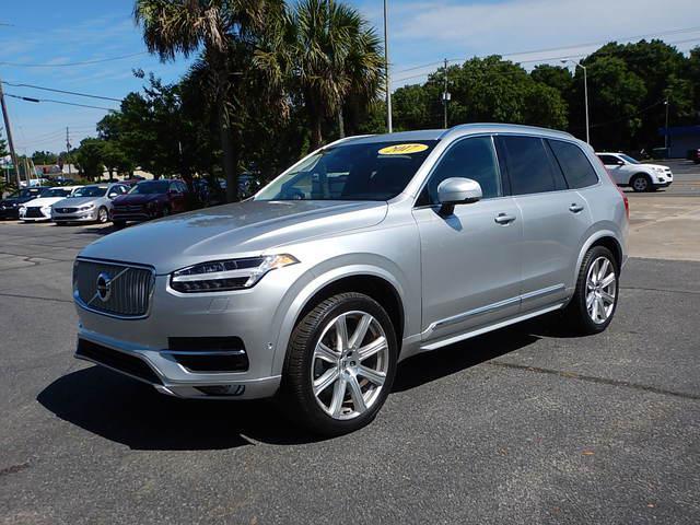 Certified 2017 Volvo Xc90 T6 Inscription Suv In Pensacola Fl Near 32505 Yv4a22pl9h1152095 Auto Com